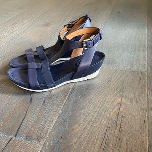 Gently worn women's sandals
